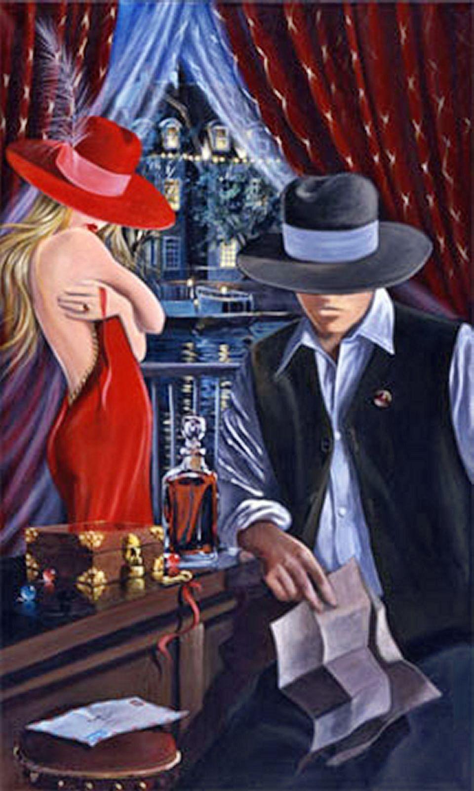 Victor Ostrovsky Arts