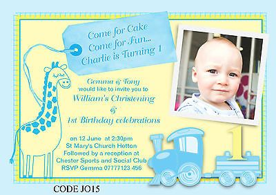 Girl boy joint christening first birthday invitations cards girl boy joint christening first birthday invitations cards free envelopes stopboris Images