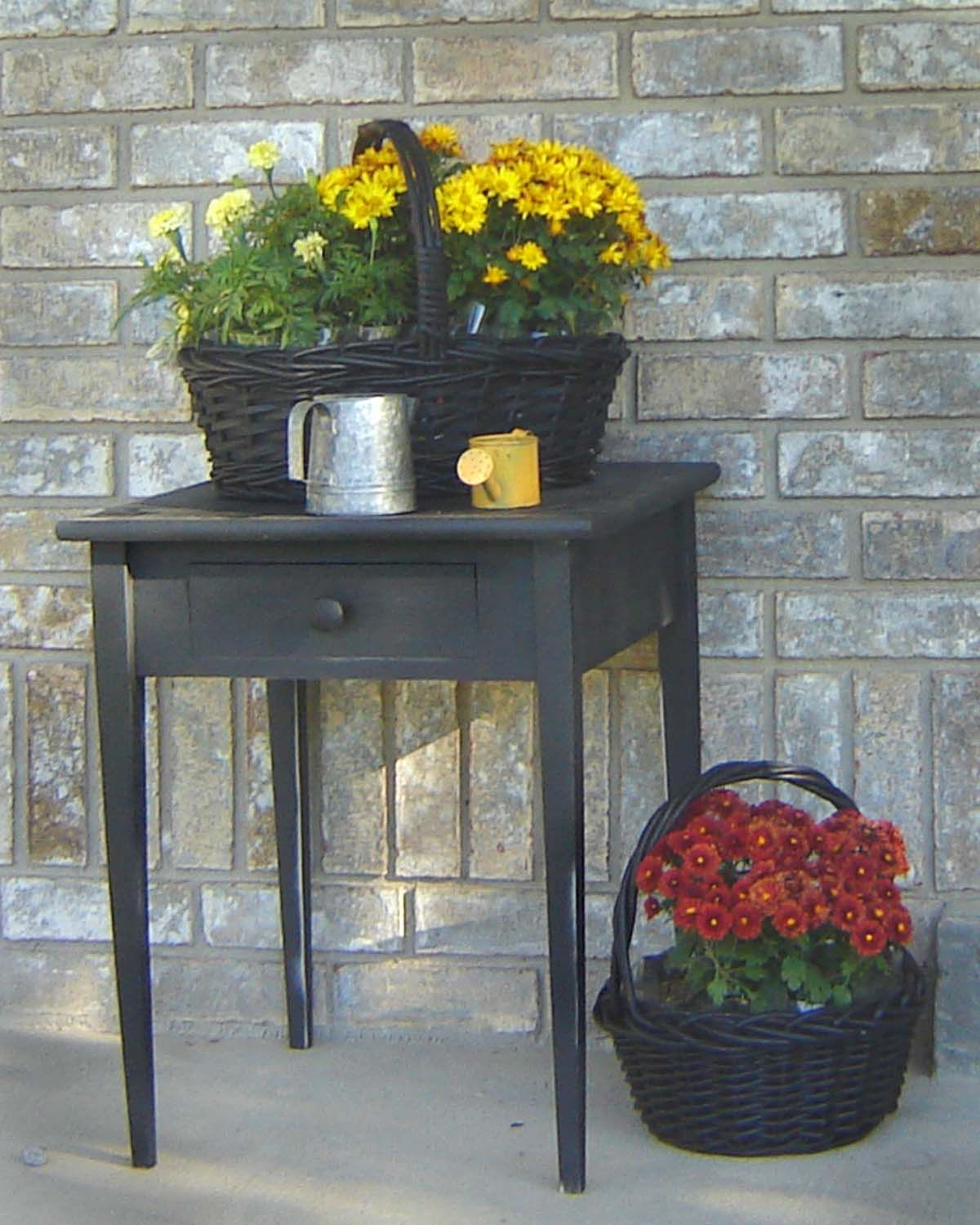 decorating front porch ideas on a tight budget using