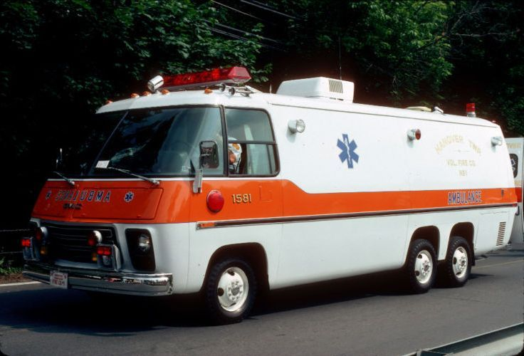 Another Gmc Motorhome Ambulance Gmc Motorhome Rescue Vehicles Emergency Vehicles