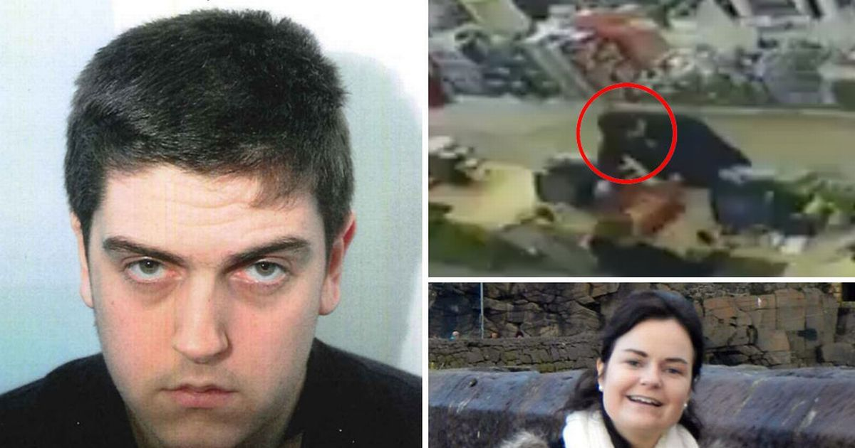 cctv shows karen buckley 39 s killer buying caustic soda to. Black Bedroom Furniture Sets. Home Design Ideas