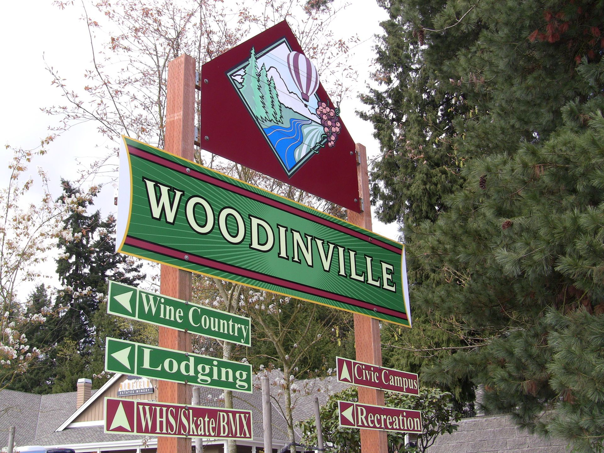 woodinville washington | why woodinville washington? | vacations