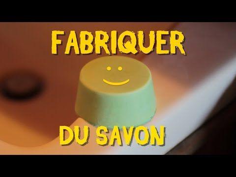 Expérience - FABRIQUER DU SAVON ! Dr Nozman - YouTube