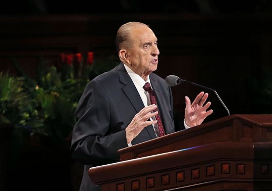 Invitations from the Prophet April 2015 General Conference: *Attend the Temple *Express Gratitude  *Reflect of Responsibilities and Duty of Callings *Learn of and follow Jesus Christ