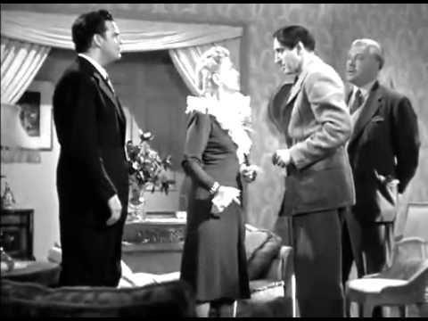 Sherlock Holmes In Washington (1943) Sherlock Holmes and Doctor - dr watson i presume