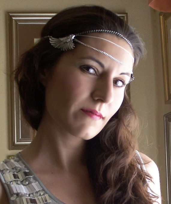 Valkyrie headdress elven headpiece Wing headdress feather headpiece, valkyrie headpiece Crystal Bridal headpiece, hair jewelry wedding #hairchains