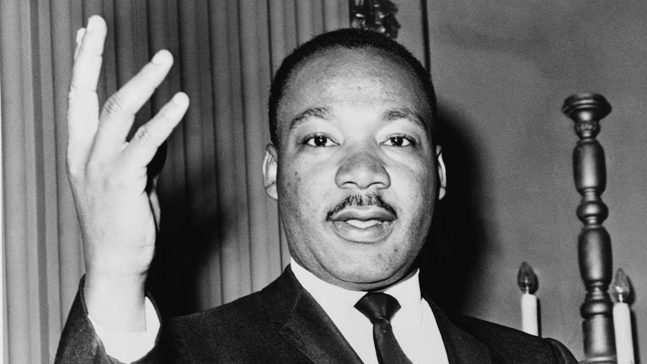 MLK Day Special Rediscovered 1964 King Speech on Civil
