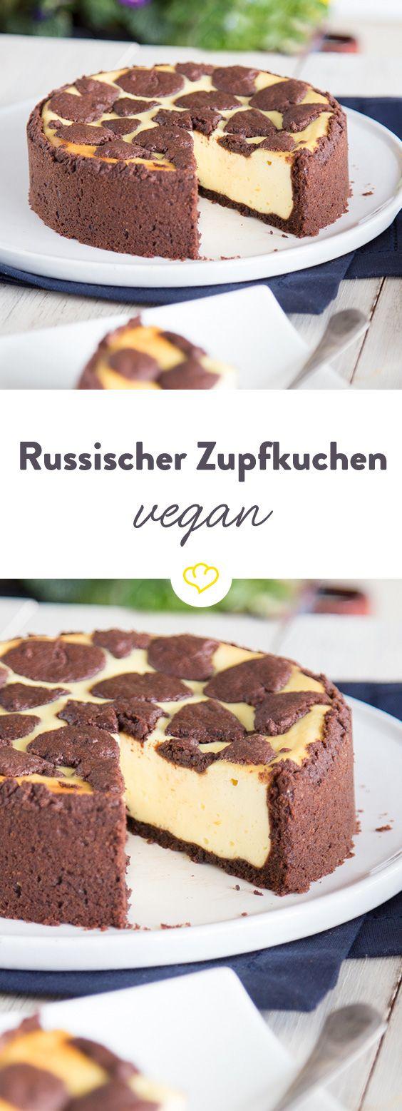 Photo of Veganer Russischer Zupfkuchen – Klassiker ganz tierlieb
