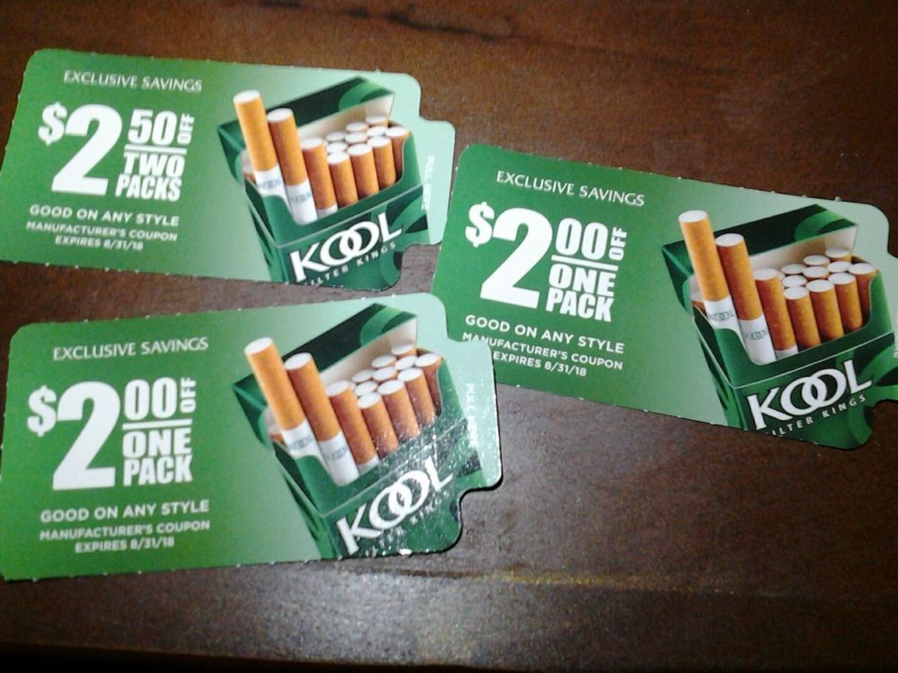 This is a graphic of Nifty In Store Cigarette Coupons