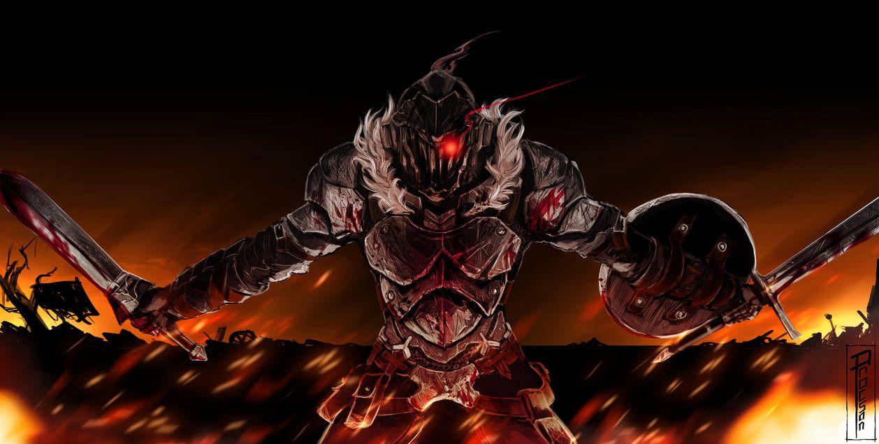 Goblin Slayer By Procsan Goblin Slayer Slayer Anime