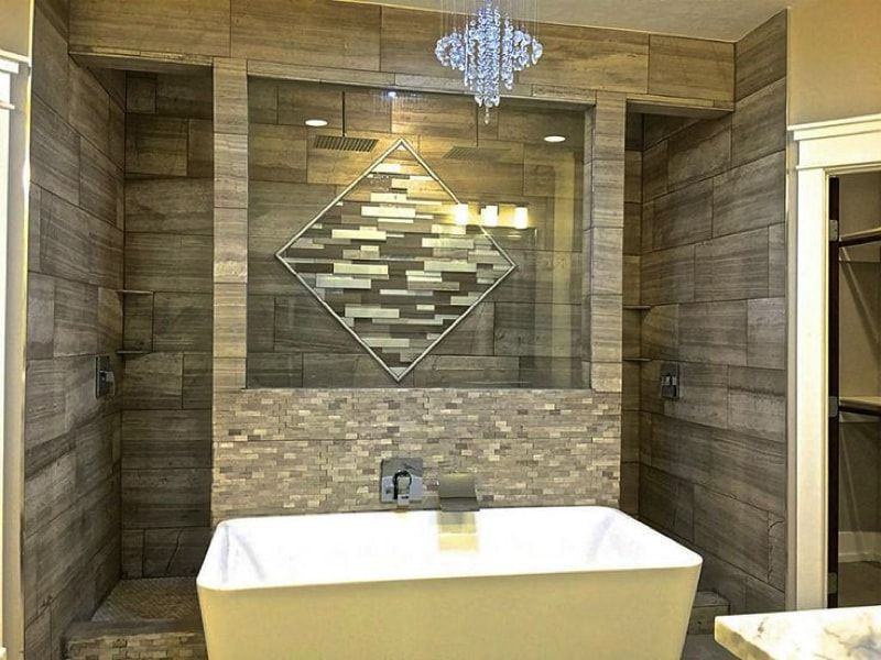 The Latest Modern Bathroom Inspiration And Designs Open Showers