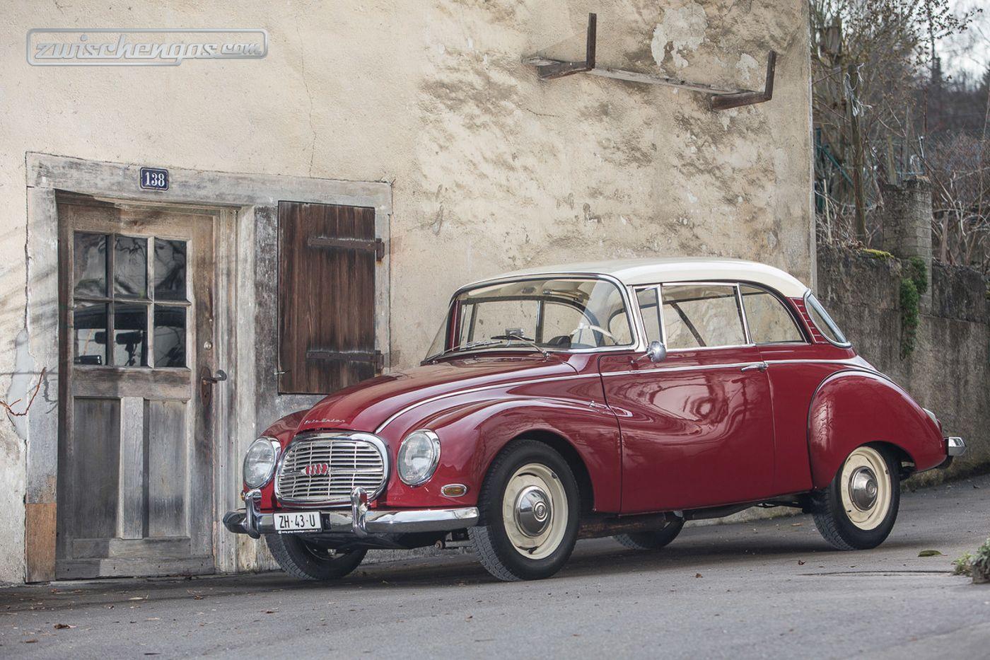 1962 Auto Union 1000 S Coupé | My passion: Cars | Pinterest | alte ...