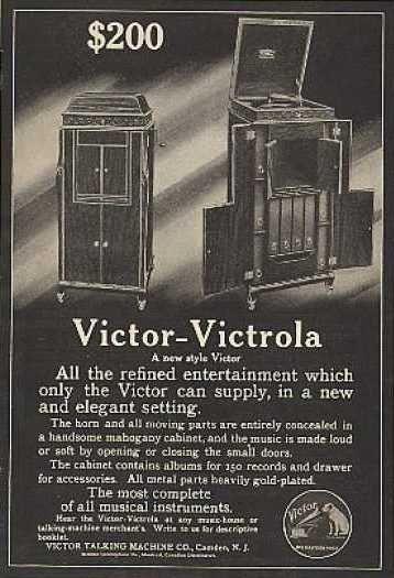 RCA, 1900.