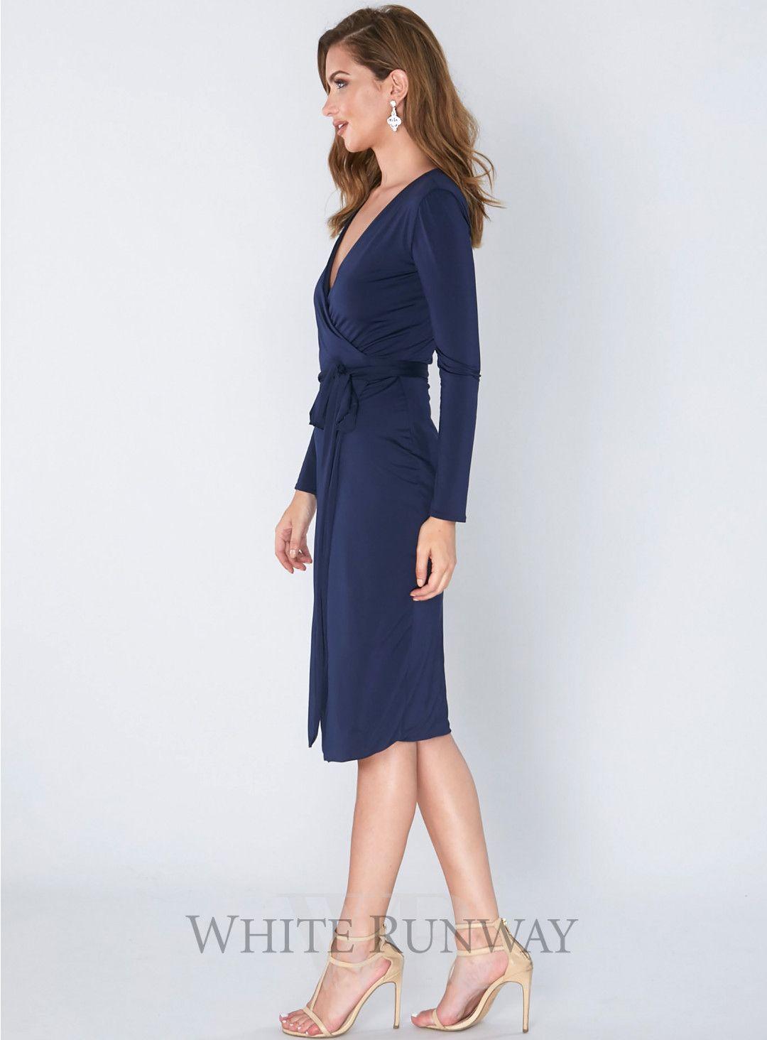 Paulina dress a beautiful cocktail length dress by pia gladys perey