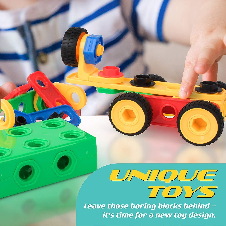 101pk BOLTZ Engineering Building STEM Toys | Stem toys ...
