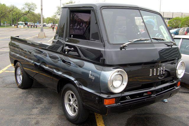 dodge a100 pickup vintage vans van trucks pinterest dodge trucks mopar and cars. Black Bedroom Furniture Sets. Home Design Ideas