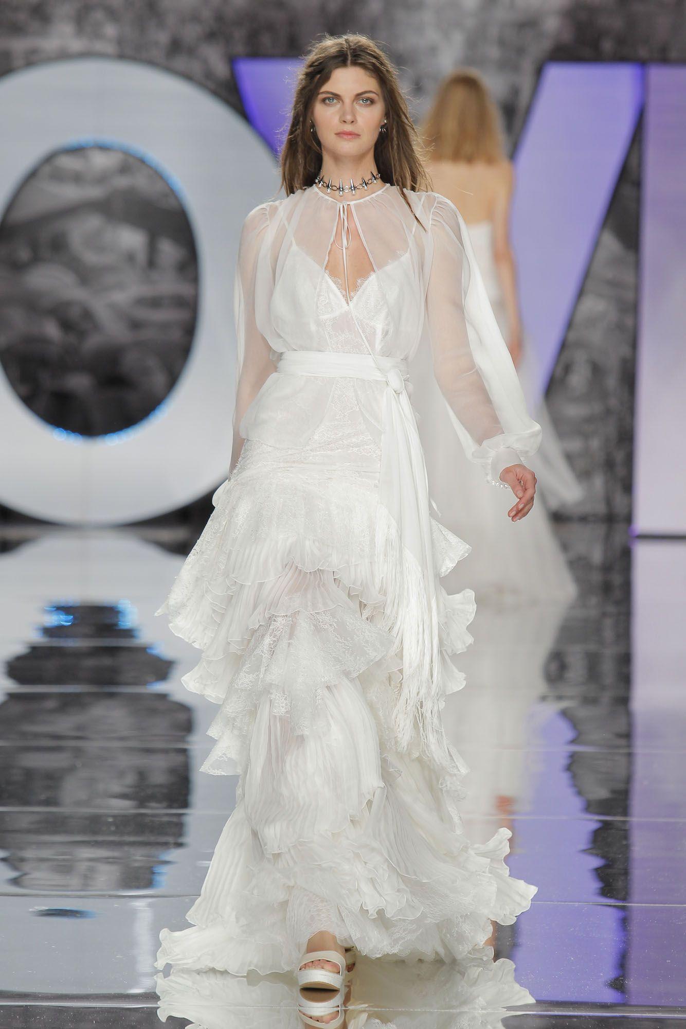 boho-wedding-dresses-new-collection-2018-yolancris-barcelona-bridal ...