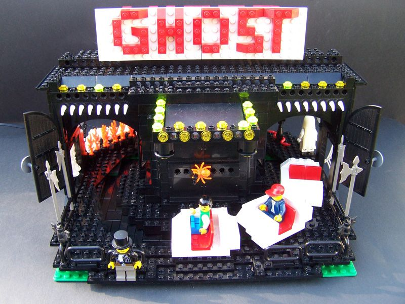 Expand The Winter Village Winners With Images Cool Lego