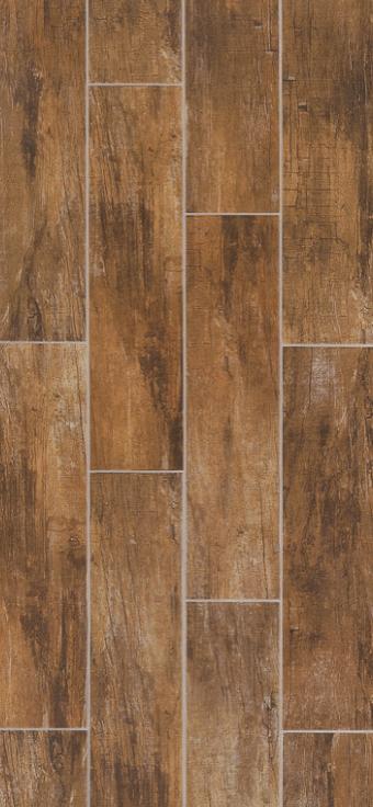 Interceramic Timberlands Golden Saddle 6x24 Tiles