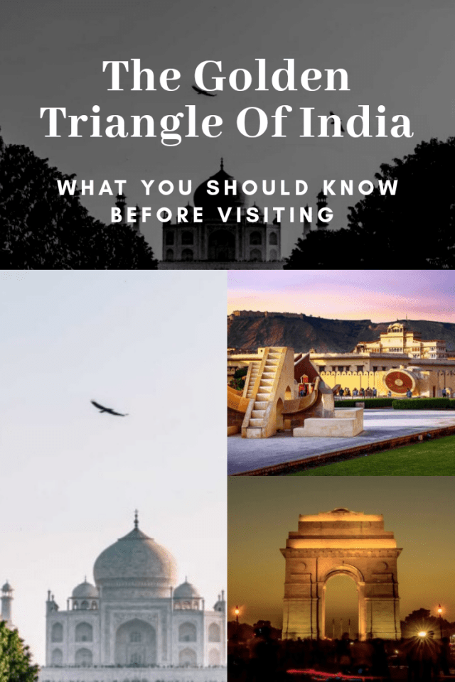 Golden Triangle Of India Know All The Things Before Visit Cheerful Trails Asia Travel Golden Triangle Travel Destinations Asia