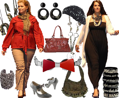Top 5 Plus Size Fashion Tips