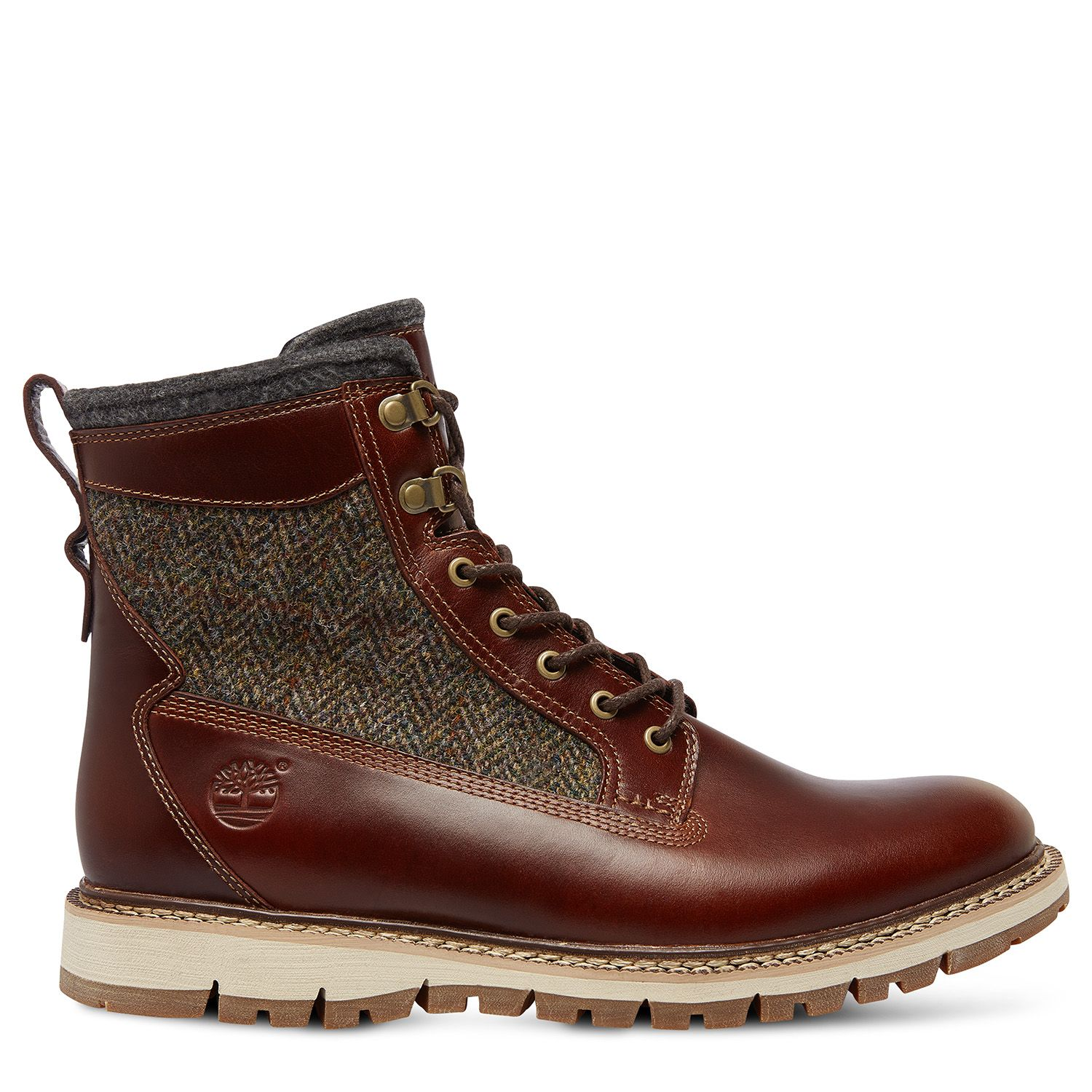 timberland 6 inch homme grise