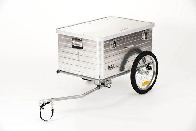 lastenanh nger mit alubox fahrradanh nger maiporter m stream fahrrad pinterest. Black Bedroom Furniture Sets. Home Design Ideas