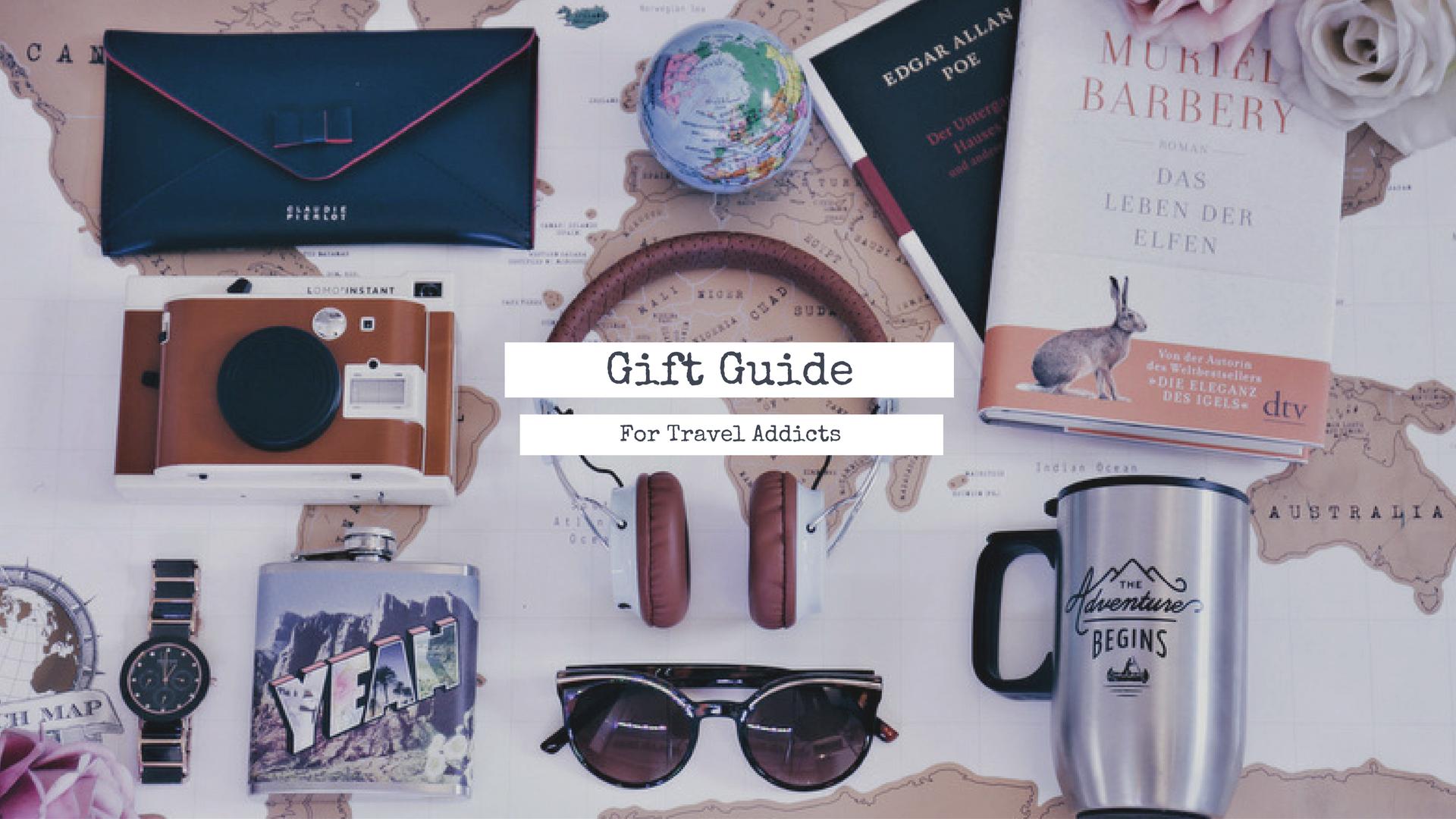 Geschenkideen Reisebegeisterte, Geschenk Ideen für Travel Addicts, Wanderlust Gift Guide, Geschenke für Reisende, Reise Geschenkideen, Gift Guide for Travel Addicts, Like A Riot, Lifestyle Blog