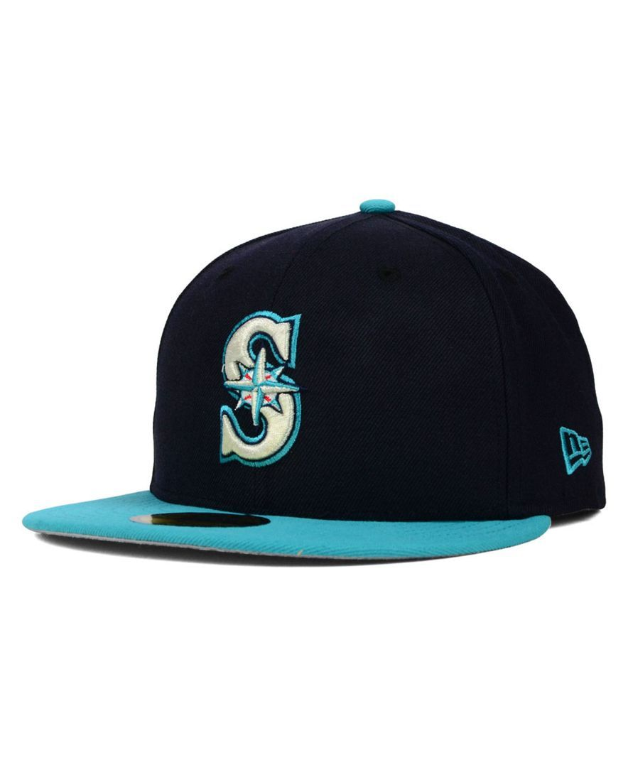 best loved b176b 297c0 ... buy new era seattle mariners mlb cooperstown 59fifty cap 84a2b 58cf2