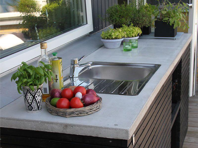 Bild från    staticbyggmax media !BuildingProject!34097 - küche mit grill