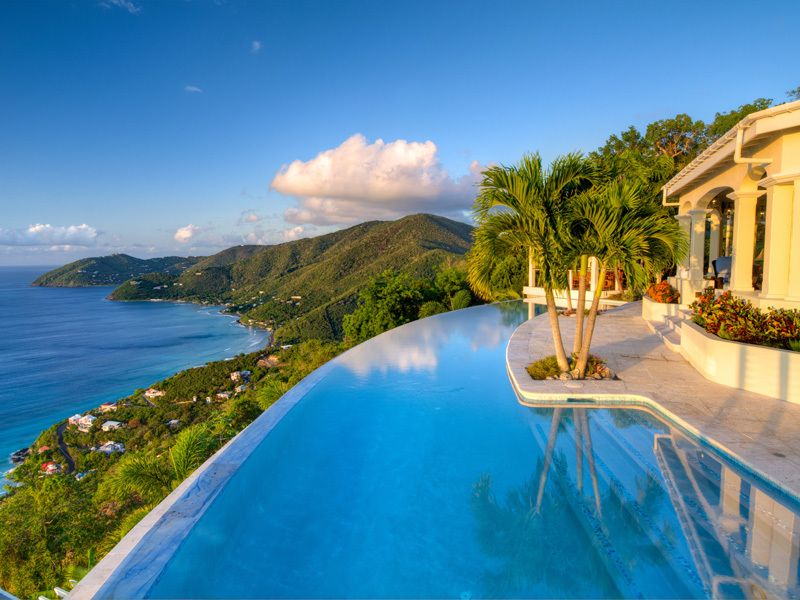 Celestial House Long Bay Tortola British Virgin Islands