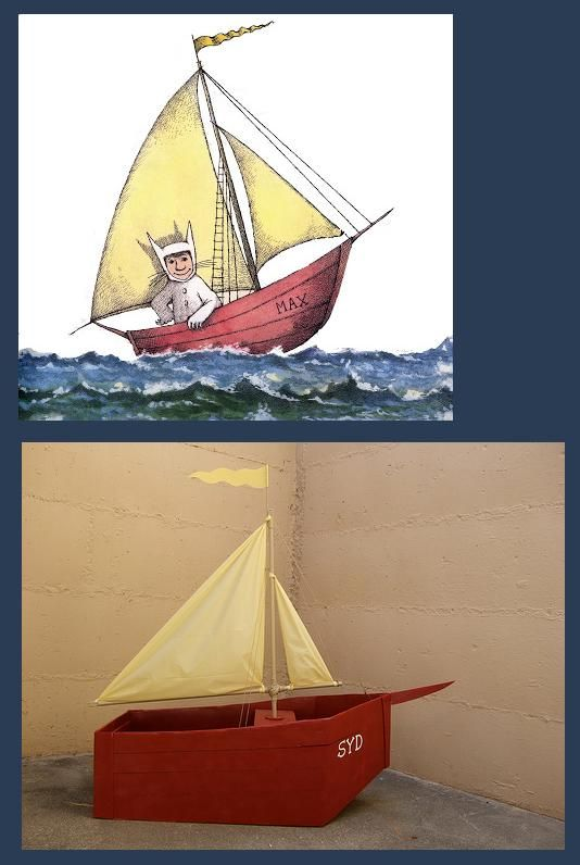 Where the wild things are max boat tutorial play house where the wild things are max boat tutorial sciox Gallery