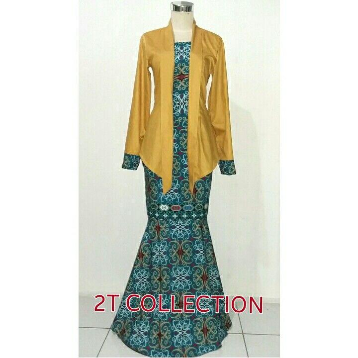 Batik Kaltim Model Duyung Katun Model Kutubaru 2t Batik