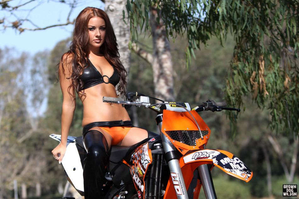 from Samuel hot naked girls in cars and dirt bikes