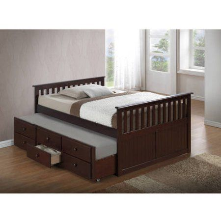Broyhill Kids Marco Island Full Captain;s Bed with Trundle