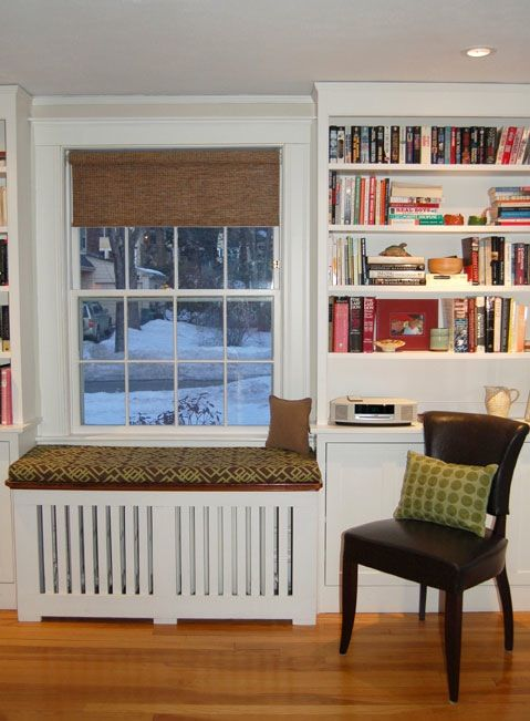 Diy Bench Cushion Cover 1 Hour 15 Makeover Diy Window Seat