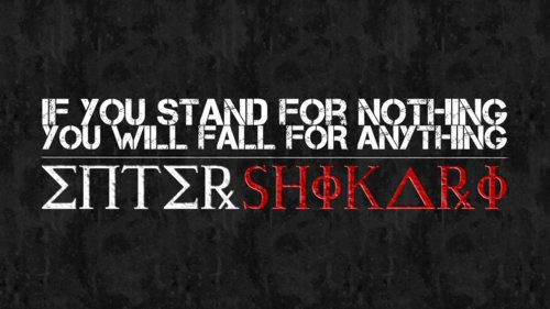 Enter Shikari are truly growing on me