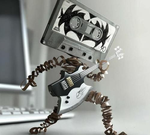 tape yeah!!!