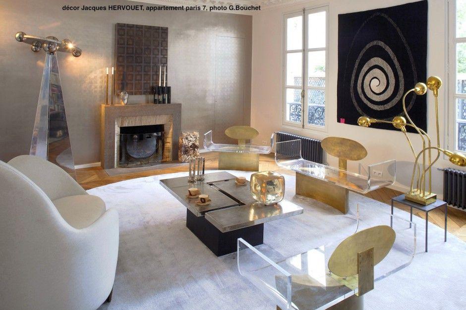 Appartement Paris 7ème, quartier Saint Germain des Prés - Galerie HervouetGalerie Hervouet