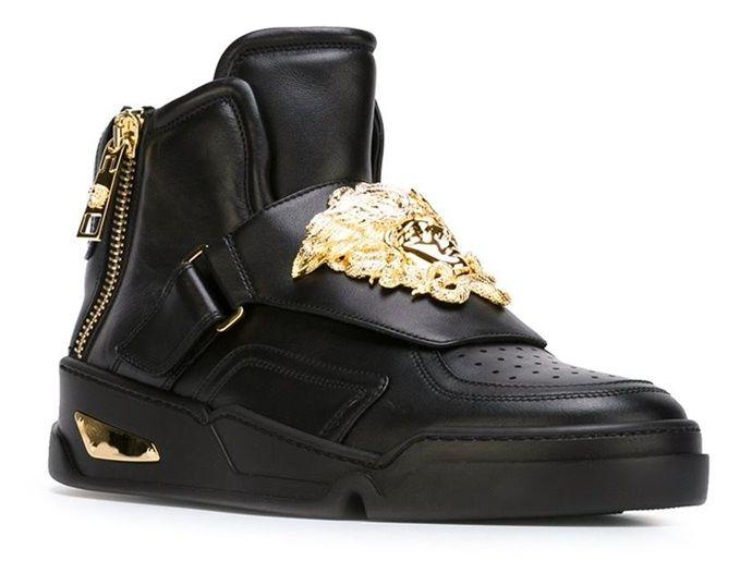 Shoes Versace Man