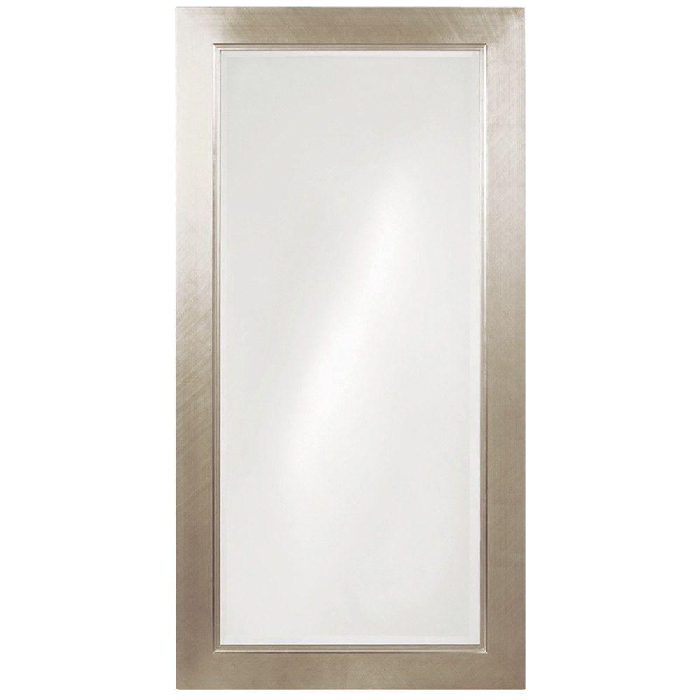 Howard Elliott Millennium Silver Mirror Large 30 X