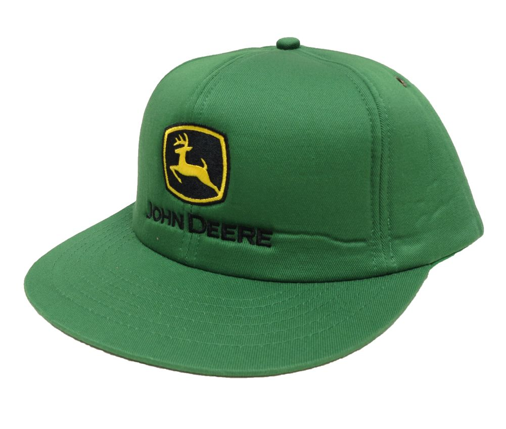 John Deere Green HI Crown Foam Cap  13f2121810a