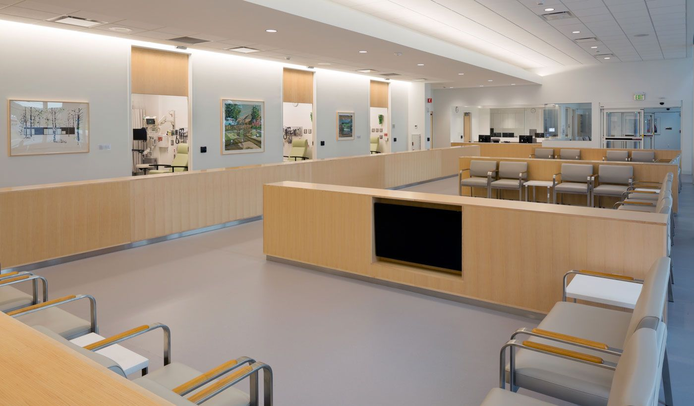 ClevelandClinic Akron General #EmergencyDepartment - Lobby