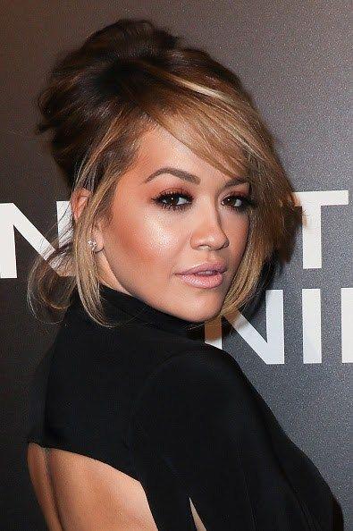 Review, Tutorial, Makeup Trend 2016, 2017, 2018: Rita Ora in Rimmel