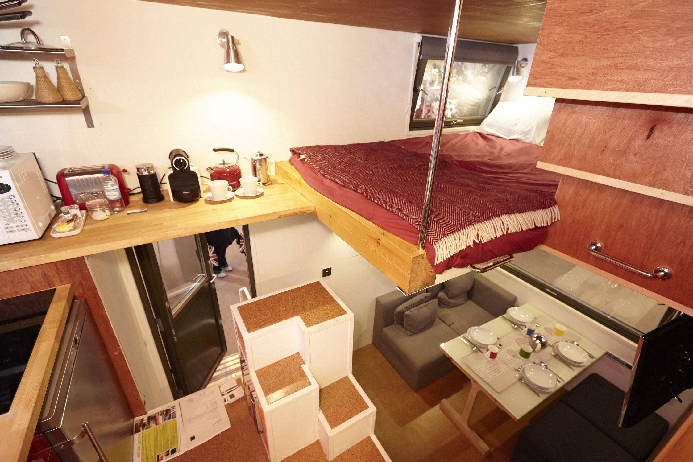 Compact Living Spaces