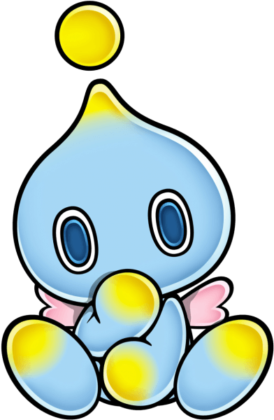 Sonic Advance (Game Boy Advance) Official Artwork Sonic