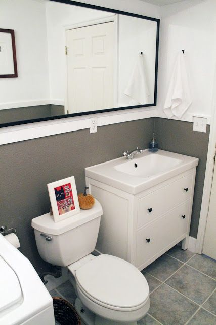 Downstairs 1 2 Bath Laundry Ideas Small Half Bathrooms Bathroom Floor Plans Small Basement Bathroom
