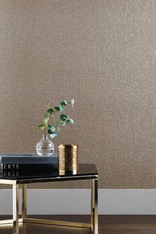 This Wallpaper Is Beautiful May Need To Brighten It Up With White Mirrors And Photo