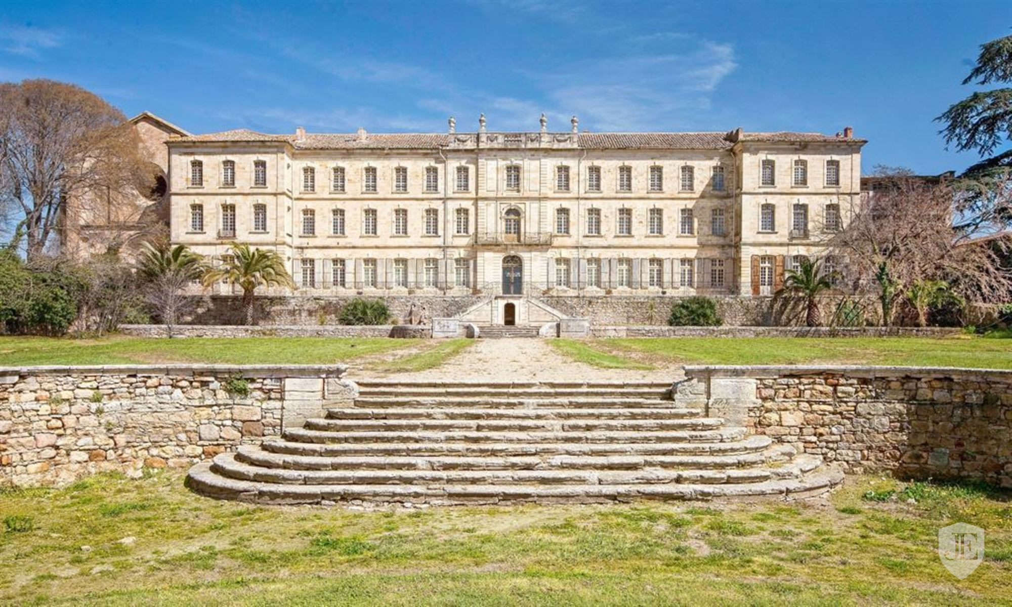 Exceptional And Vast Historical Castle In Pezenas France For Sale On Jamesedition Palace For Sale Houses For Sale France French Castles