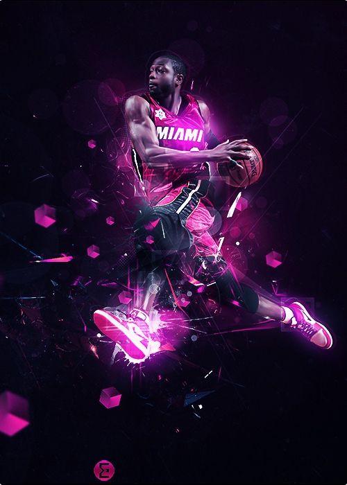 Nba Basketball Miami Heat Bedroom In: Nba Sports, Miami Heat